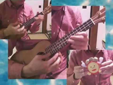 Take It Easy - The Eagles (Ukulele solo Lesson)
