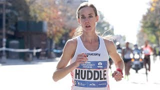 2018 Boston Marathon Preview: Molly Huddle