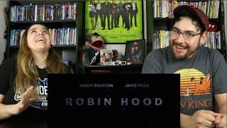 Robin Hood (2018) - Official Trailer Reaction / Review