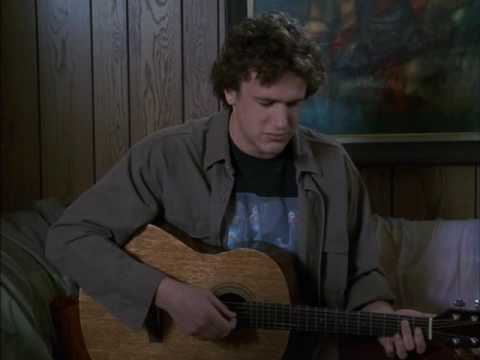 Seth Rogan Smashes Guitar, Jason Segel song Lady L Video