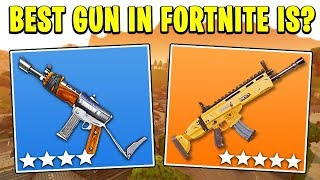 10 BEST Weapons in Fortnite