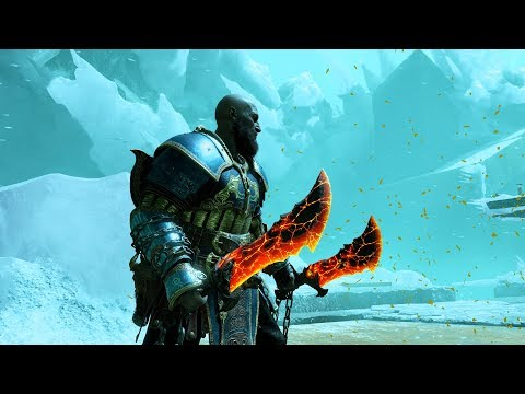 God of War - How To Upgrade Blades of Chaos to Lv. 5 Straight After Helheim thumbnail