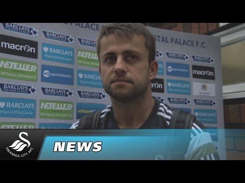 Swans TV - Reaction : Fabianski on Crystal Palace