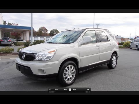 2006 Buick Rendezvous CXL Start Up. Engine. and In Depth Tour