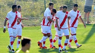 @RVMOficial Resumen del Villarreal B 2 -Rayo Vallecano 3