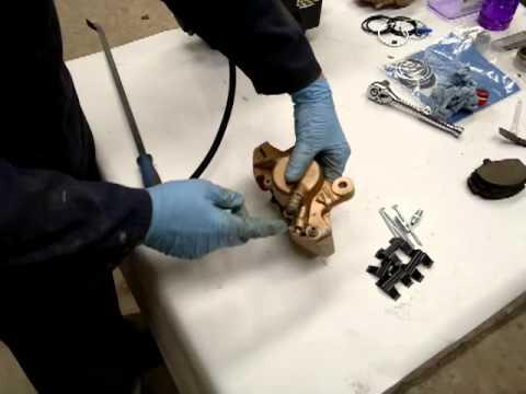 Brake Caliper Piston Removal Tool Brake Caliper Piston Removal