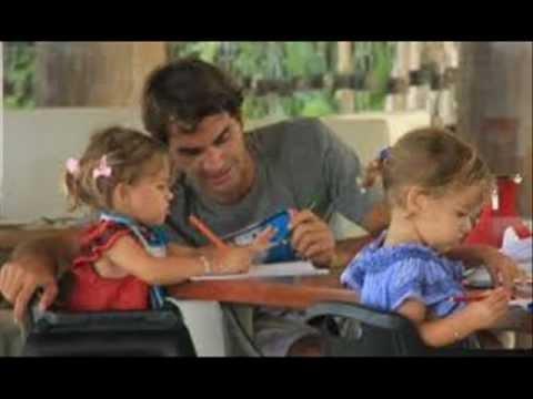 Le Baby Federer.wmv