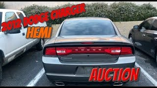 Rebuilding Vandalized Dodge Charger from Auction Part 2