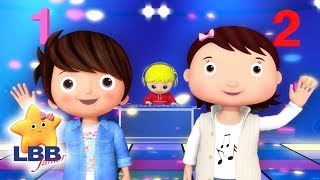 1, 2 Its Time To Dance | Little Baby Bum Junior | Cartoons and Kids Songs | LBB TV | Songs for Kids
