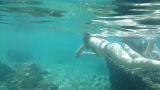 Video bajo el agua con Xperia® Z