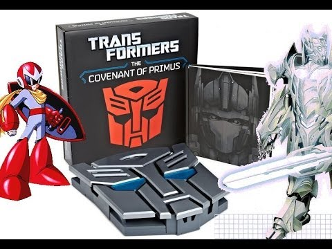 Protoman Review: The Covenant of Primus - The Transformers Bible