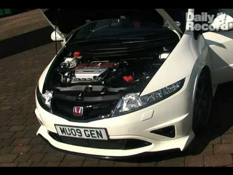 Road test: Honda Civic Mugen