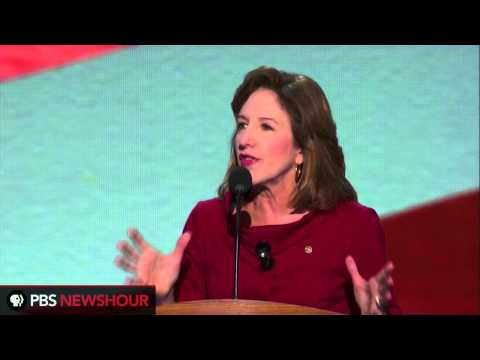 Watch North Carolina Senator Kay Hagan Speak at DNC