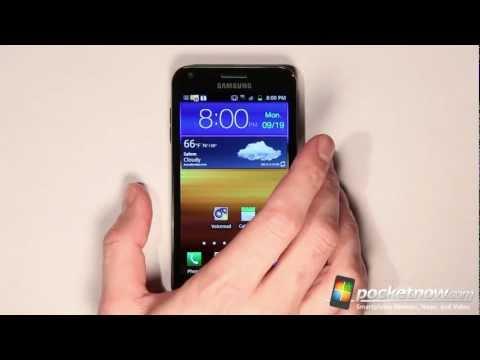 Sprint Samsung Galaxy S II Epic 4G Touch Hardware Tour | Pocketnow
