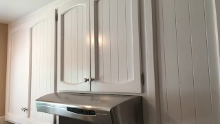 How to spray paint kitchen cabinets for Airless paint sprayer for kitchen cabinets