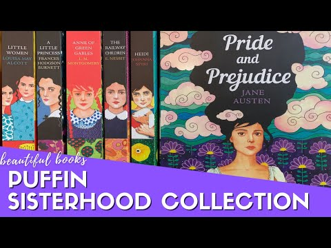 The Sisterhood Collection | Beautiful Paperback Classics