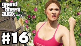 Grand Theft Auto 5 - Gameplay Walkthrough Part 16 - Yoga and Drugs (GTA 5, Xbox 360, PS3)