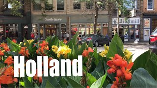 A visit to Holland, Michigan: A Town with a Dutch History