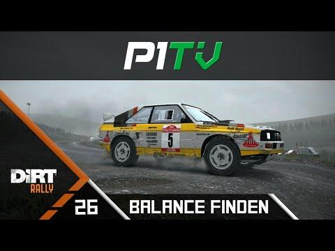 DiRT Rally #26 | Audi geht um die Ecke! [Early Access] [TX] [60 FPS]