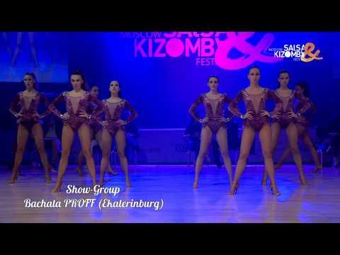 MSKFest 2017 -  Шоу группа Bachata PROFF (Ekaterinburg)