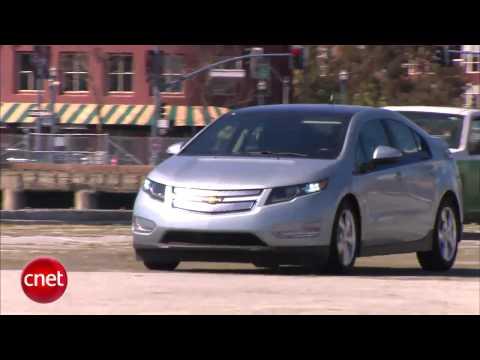 Chevy Volt review & test drive