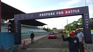 Review brio standart time attack | HOT LAP CHALLENGE rd.1