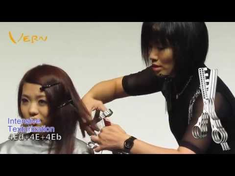 2013Curve Bangs/Concave Bob Short Women haircut by Emma. 圓弧瀏海不連接鮑伯.短髮可愛女孩Vern Hairstyles 01