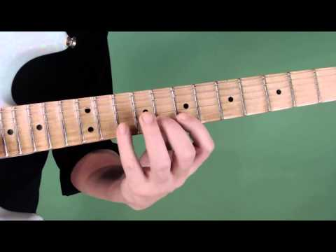 Lessons - Sweep Picking - 3 String Neo-classical Sweeps