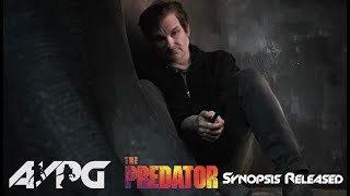 Official The Predator Synopsis Released!! - AvPGalaxy Motion Tracker #007