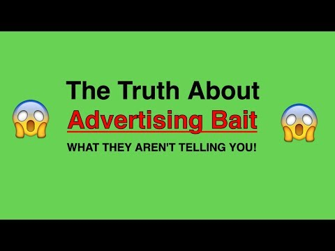 Advertising Bait Review - The Truth about affiliate marketing 2018 -  free vacation