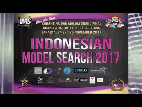 INDONESIAN MODEL SEARCH 2017 - GRAND FINAL  OPENING CEREMONY