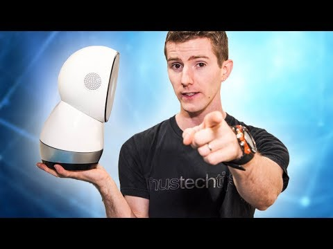 Jibo Responds to our Video!!