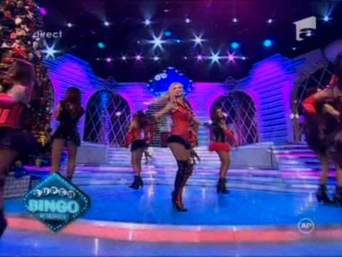 Andreea Balan IUBI (TvShow 15.12.13)