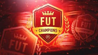 FUT CHAMPIONS WEEKEND LEAGUE #13 p5 (FIFA 18) (LIVE STREAM)