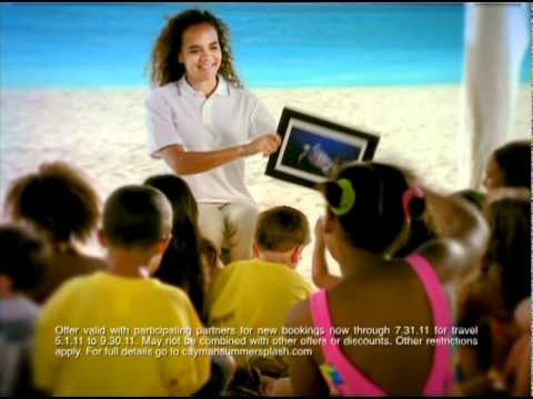 Cayman Islands Sea School Cayman Airways