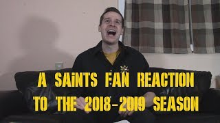 A Saints Fan Reaction to the 2018-2019 NFL Season