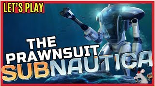 Making The SUBNAUTICA Prawn Suit! Testing it Out First Time!