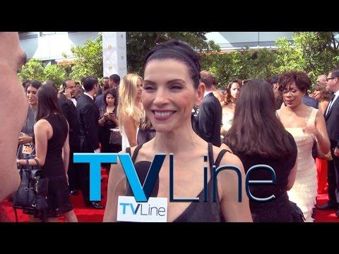 Emmys 2014 - Julianna Margulies