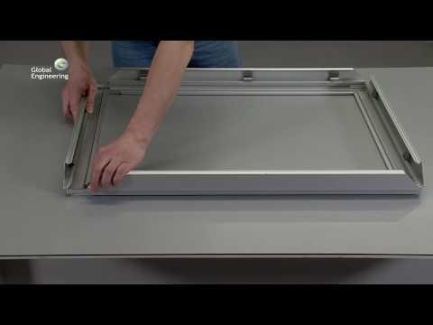 Как сделать led панель