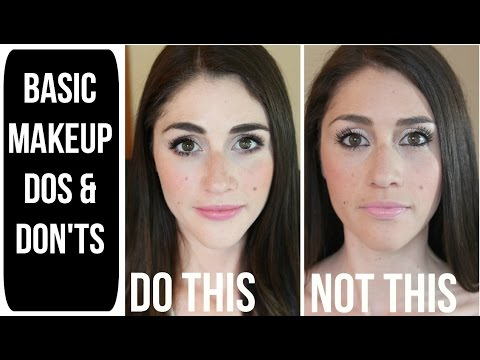 Back to School Makeup Dos and Don'ts