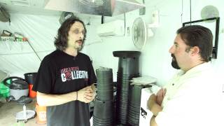 5. MEDICAL MARIJUANA DISPENSARY MANAGEMENT KYLE KUSHMAN AND JASON DISCUSS VEGANIC CULTIVATION
