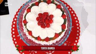 Torta Bianca - E' sempre Mezzogiorno 08/01/2021
