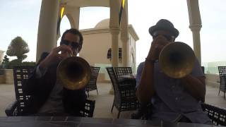 Doha Trumpet Stuff with Bruce Harris