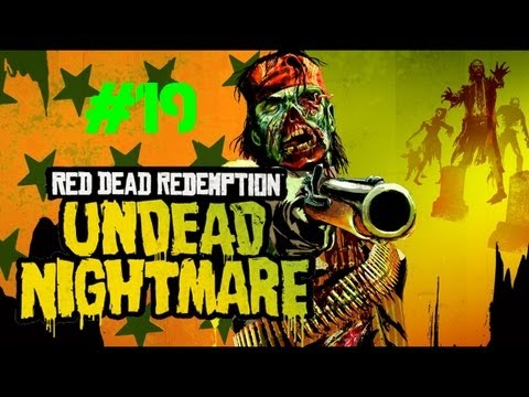 Red Dead Redemption: Undead Nightmare - Pestilence: Another Horse of the Apocalypse (Part 19)