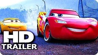 "CARS 3 ""Motivation"" Trailer (2017) Disney Pixar Animated Movie HD"