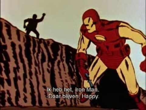 Iron Man 1966 Cartoon – #7