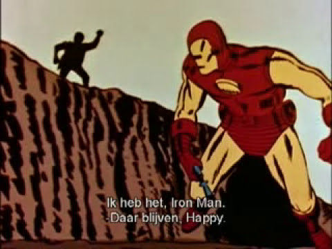 Iron Man 1966 Cartoon - #7