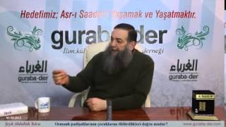 Osmanlı padişahlarının çocuklarını öldürdükleri doğru mudur? / Şeyh Abdullah Yolcu