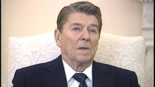 President Reagan?s Interview with the New York Times in the Oval Office on March 21, 1986