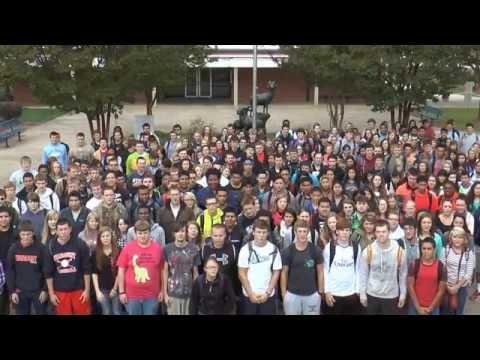Starmount High School Tribute to Veterans Video